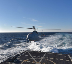Systel Selected to Support MQ-8C Fire Scout Program with Rugged High-Density Computing Servers