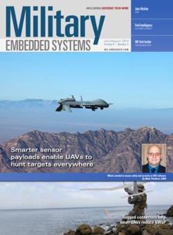 Rugged Smart Displays Enhance Warfighter Performance