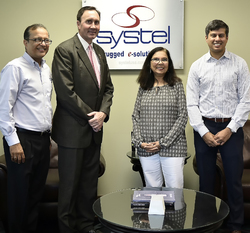 Congressman Pete Olson Visits Systel