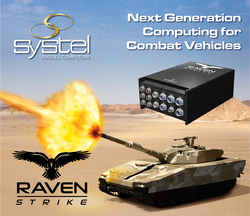 Systel Introduces Raven-Strike Fully Rugged Mission Computer
